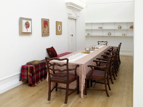 Installation view at the South London Gallery, 2014. Photograph: Andy Keate. Courtesy of the artist and RUYA Foundation.