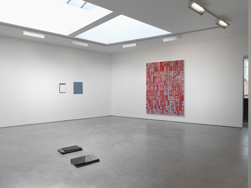 Installation view (1). Courtesy, Lisson Gallery, London.