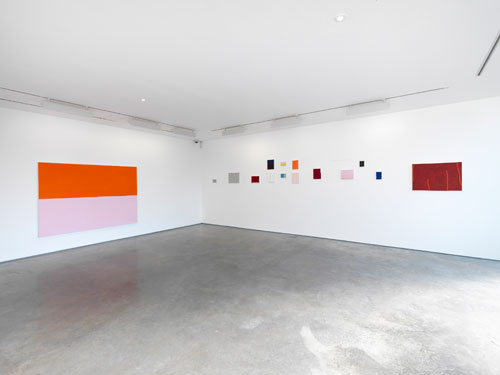 Installation view (2). Courtesy, Lisson Gallery, London.