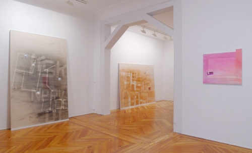 Wendy White.En Asfalto. Galeria Moriarty, Madrid (Sept 20 - Nov 1, 2012)