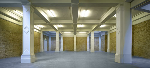 Whitechapel Gallery: New spaces. Gallery 2. Photo: Richard Bryant