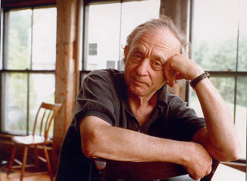 Fred Wiseman. Photograph: John Ewing, courtesy of Zipporah Films Inc.