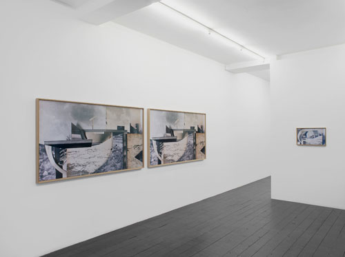 Anita Witek. How to work live better. Gallery view (5), l'étrangère Gallery, London. Photograph: Andy Keate.