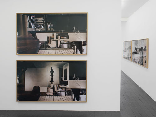 Anita Witek. How to work live better. Gallery view (7), l'étrangère Gallery, London. Photograph: Andy Keate.