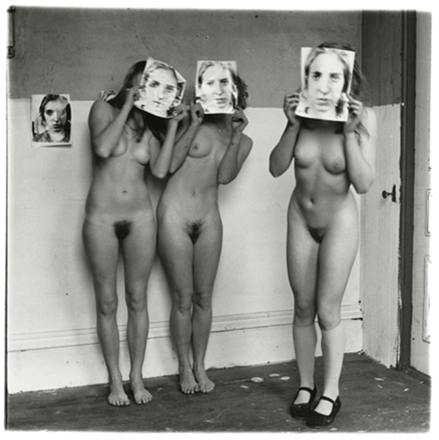 Francesca Woodman. About Being My Model, Providence, Rhode Island, 1976. © George and Betty Woodman.