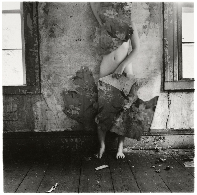 Francesca Woodman. From Space 2, Providence, Rhode Island, 1976. © George and Betty Woodman.