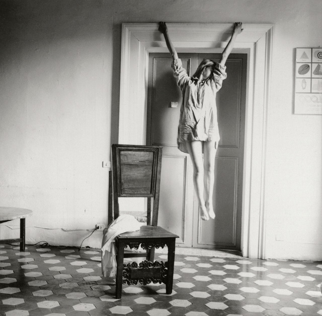 Francesca Woodman. Untitled, Rome, Italy, 1977-78. © George and Betty Woodman.