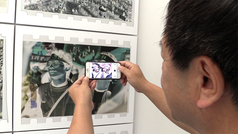 Twenty-five years after Tiananmen Square, the Beijing-based photographer took the brave decision to publish his images of the event in negative form. Here, he talks about his work