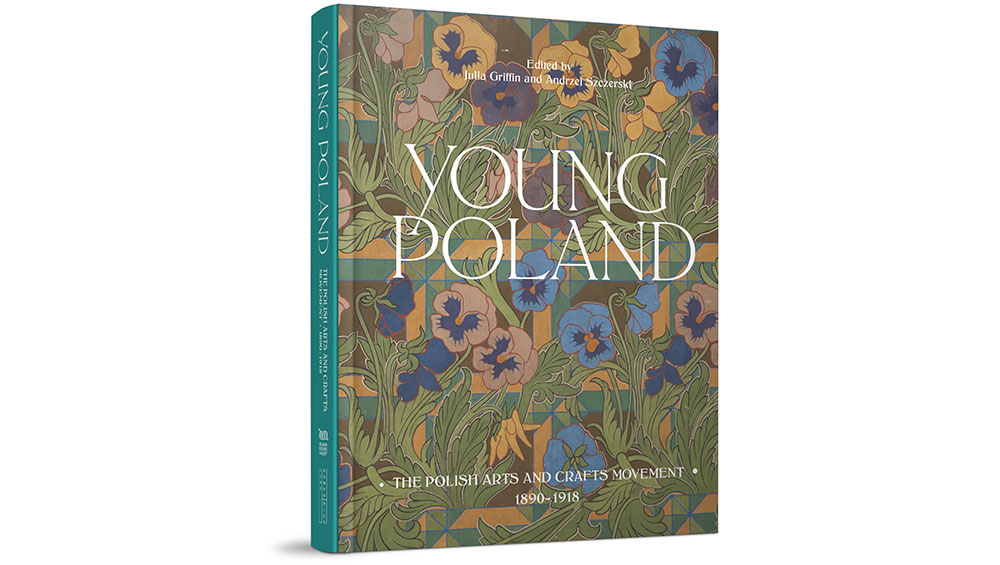 The range of work to emerge from the Young Poland movement is staggering and this well-researched, beautifully illustrated book covers everything from furniture and textiles to wood carvings and toys, as well as interiors and paintings