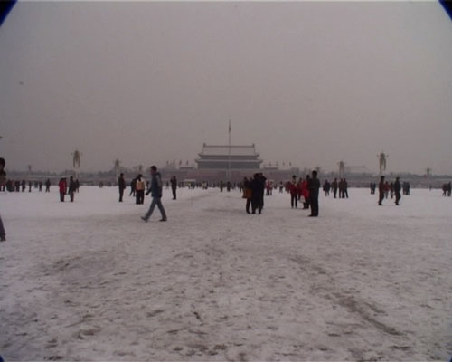 <p>Ai Weiwei. <em>Chang'an Boulevard</em>, 2004. Courtesy the artist and Lisson Gallery.