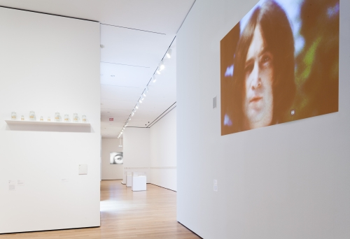 Installation view of Yoko Ono: One Woman Show, 1960-1971, The Museum of Modern Art, New York, 17 May–7 September 2015. © 2015 The Museum of Modern Art. Photograph: Thomas Griesel.