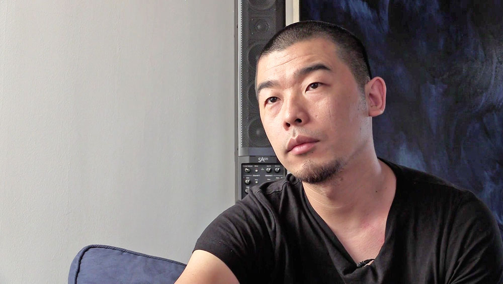 A prominent member of the post-1980s generation of Chinese artists and a former assistant of Ai Wewei, the Beijing artist talks about his visually stunning, anti-authoritarian and provocative work. Lilly Wei talked to the artist in his Beijing studio