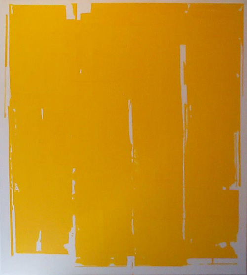 John Zinsser. <em>Level Eight</em>, 2007. 72 x 68 in. Courtesy the artist.