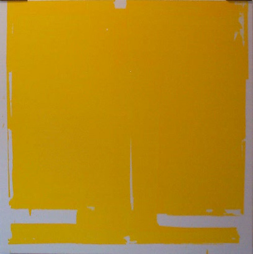 John Zinsser. <em>Line and File</em>, 2007. 48 x 48 in. Courtesy the artist.
