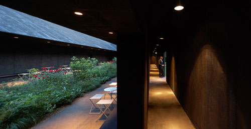 Serpentine Gallery Pavilion 2011, view 4. 