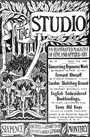 studio international cover 1894